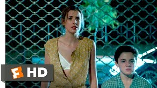 The White King (2017) - The General's Mansion Scene (5/8) | Movieclips