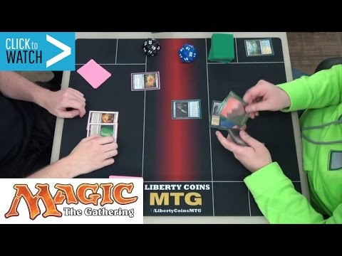 WORST CHEATER EVER?! Magic the Gathering Cards