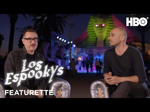Los Espookys: The Craft with Fred Armisen and Jorge Zambrano Featurette   HBO