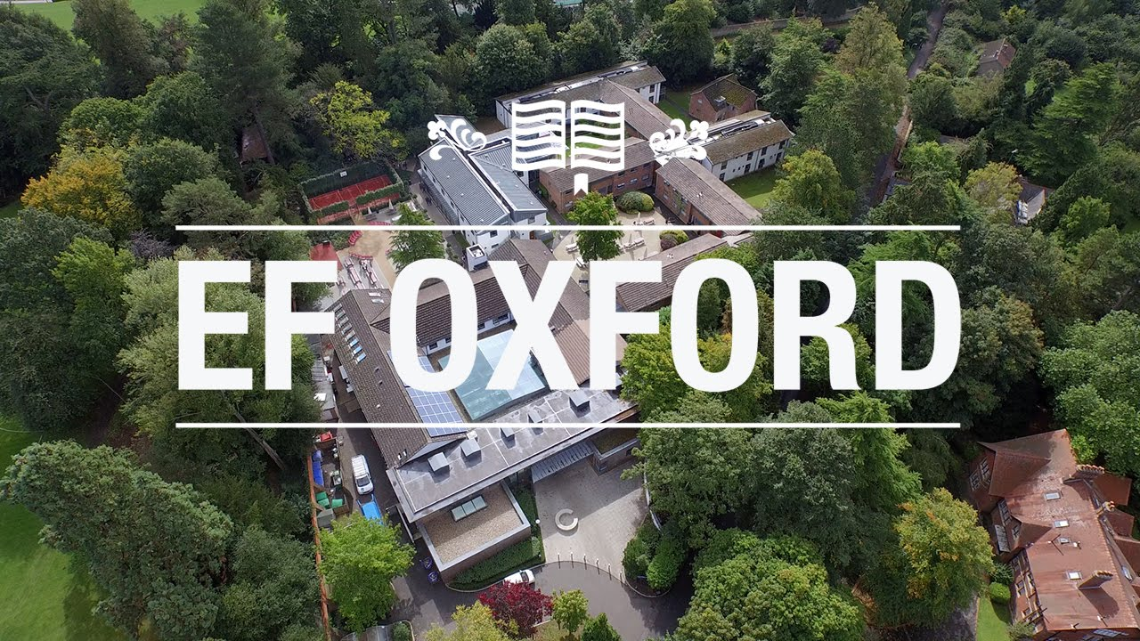 EF Oxford – Campus Tour