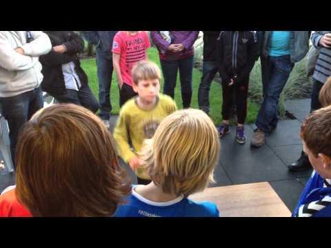 Stijn Maassen, de tapdanser
