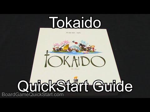 Tokaido QuickStart Guide