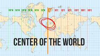 Why Britain is the Center of the World