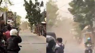 Viral Video Angin Kencang di Bandung, Berikut Penjelasan BMKG