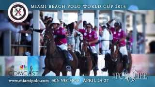 Miami Beach Polo PSA 2014