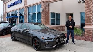 Does the 2019 Genesis G70 3.3T have BMW M3 performance but LOW price?