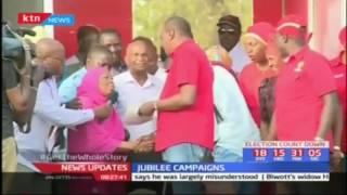 President Uhuru to join mourners at Biwott's burial in Elegeyo Marakwet