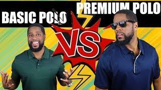 Basic Polo Vs Premium Polo (Banana Republic / Michael Kors)Mens Fashion