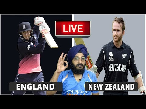 England VS New Zealand Live Match REACTION | CWC19 FINAL | ENG VS NZ | Live Score and Reaction