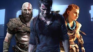 Игры для PS4 которые стоит купить в первую очередь.