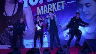 (Yo!Day Market) Thanh Duy ft Gia Huệ - Tonight, 29-09-17