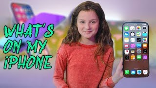 What's On My iPhone? | Hayley LeBlanc