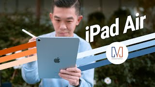 Apple iPad Air (2020) Unboxing & Review : iPad Killer!?
