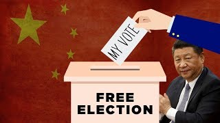 How China Subverts an Election