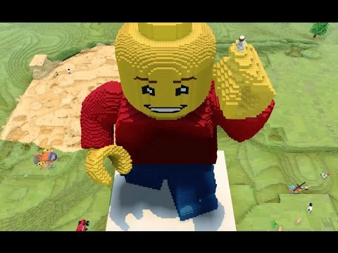 New LEGO Worlds - Game Trailer thumbnail
