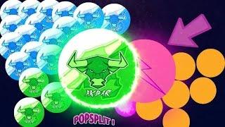 DUAL-AGAR//*BRUTAL* DOUBLE PRE-SPLITS//2 POPSPLITS IN A ROW//INSANE DOUBLESPLITS