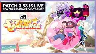 Steven Universe Joins Brawlhalla - Patch 3.53