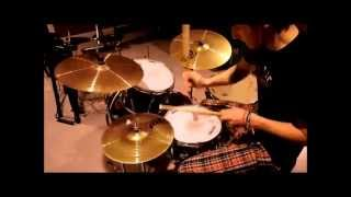 """""""Temptation Greets You Like Your Naughty Friend"""" - Arctic Monkeys - Drum Cover"""