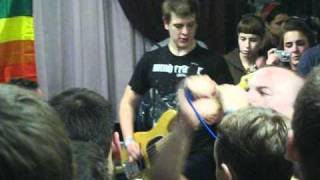 Rearranged - I Have Faith (Youth Of Today Cover) (Live@Sokol, Kiev, Ukraine 08.01.2011)