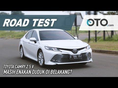 Toyota Camry 2019 | Road Test | Camry Terbaik Yang Pernah Ada? | OTO.com