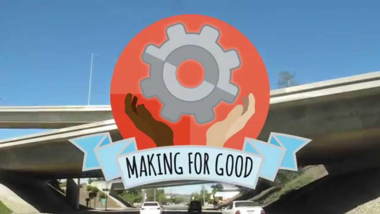 Making for Good: Empowering Girls to Improve Air Quality in Their Community