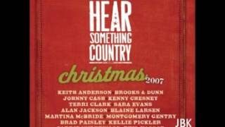 Brooks And Dunn -  Santa Claus Is Comin' To Town