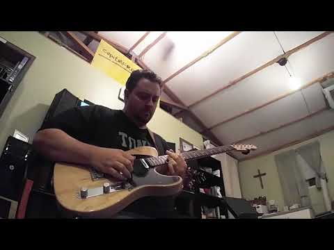 Here is just a little jam I did with a favorite effects pedal and my favorite electric American Standard Telecaster guitar :)