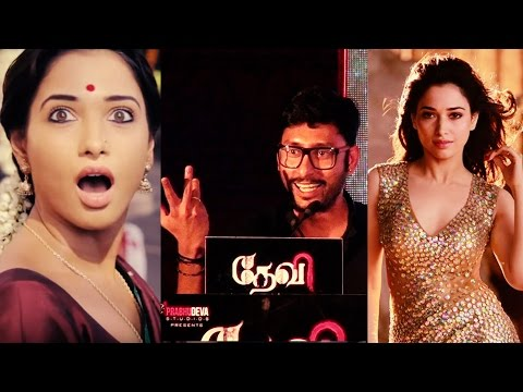 RJ-Balajis-regret-about-Tamannaahs-look-in-Devi-L