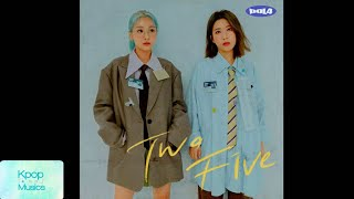 BOL4 (볼빨간 사춘기) - XX('The 5th Mini Album'[Two Five])