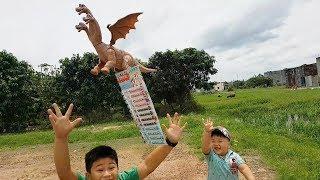 Trò Chơi Em Bé Bay ❤ ChiChi ToysReview TV ❤ Đồ Chơi Trẻ Em Baby Fun Flying