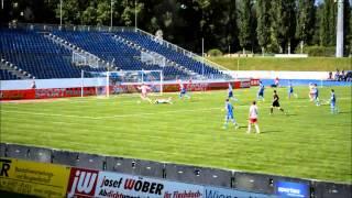 SC Wiener Neustadt - FC Red Bull Salzburg | Tor Von Alan