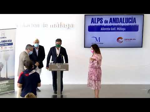 Presentación del torneo Alps de Andalucía