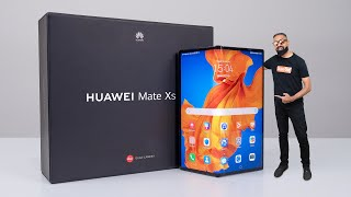 Huawei Mate XS UNBOXING