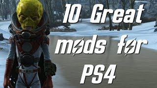 10 more great mods for Fallout 4 on PS4