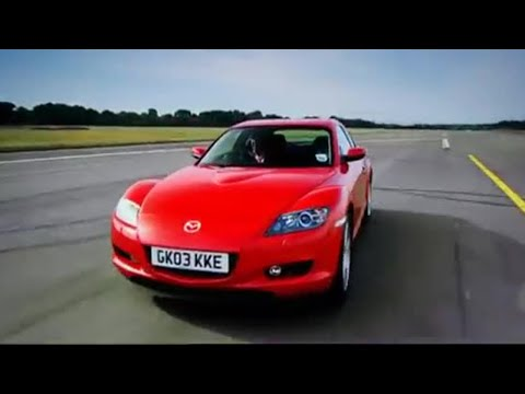 Mazda RX8 car review – Top Gear – BBC autos