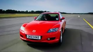 Mazda RX8 Car Review - Top Gear - BBC Autos