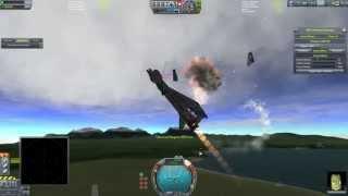 Kerbal Air Combat Testing Compilation