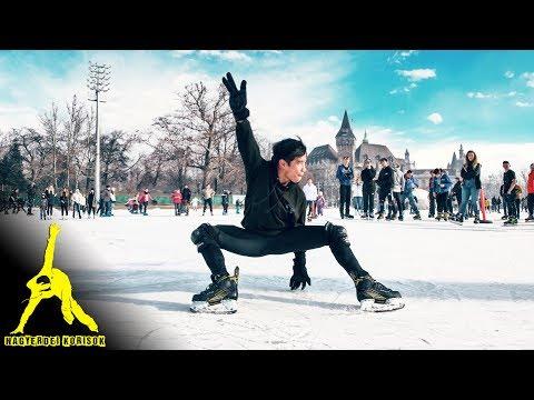 Freestyle Ice Skating: Eagle Tutorial