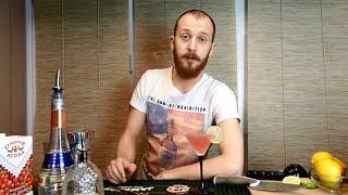"Коктейль ""Космополитен"" - состав, пропорции, рецепт"
