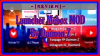 Test Launcher Mebox MOD Di STB ZTE B760H - Free video search