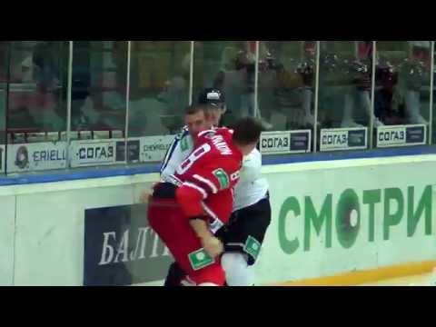 Nikita Tryamkin vs. Sergei Sentyurin