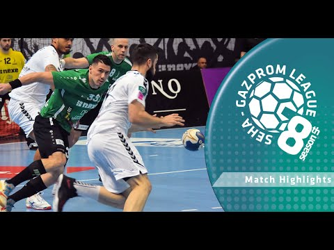 Match highlights: Nexe vs Vardar