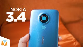 Nokia 3.4 Review