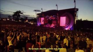 "OASIS: SUPERSONIC    ""Columbia"" INTRO Scene (Subtitulado. Español)"