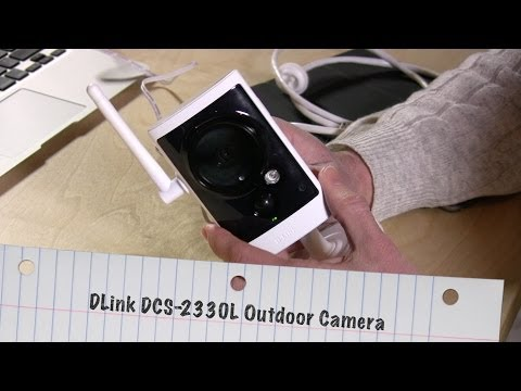 D-LINK DCS-2330L / Outdoor HD Wireless Cloud Camera In Depth Review
