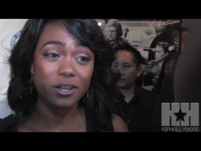 Tatyana Talks Janet Hubert - HipHollywood.com