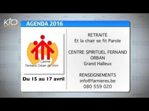 Agenda du 1er avril 2016