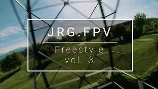 DRONE FPV - FREESTYLE VOL.3 - Golf paradise