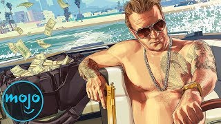 Top 10 Craziest Things to Happen in GTA Online