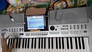 ORGAN Kết Nối Ipad Chơi Beat Và Voice Dân Tộc App Music Studio